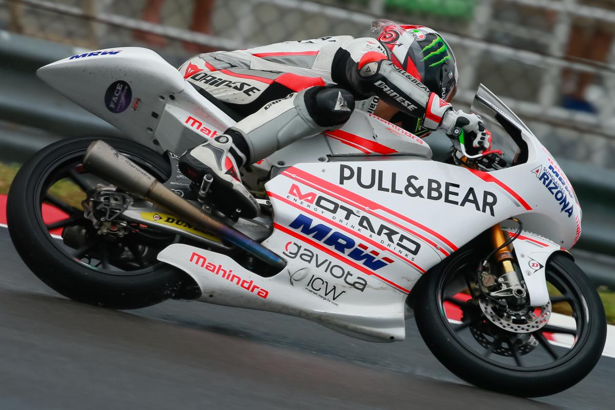 Bagnaia and Pawi on top in Warm Up | MotoGP™