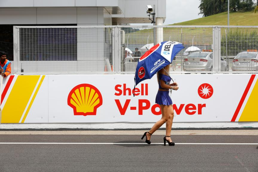 Paddock Girls, Shell Malaysia Motorcycle Grand Prix