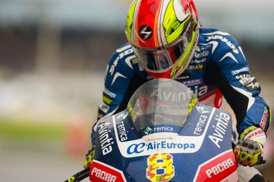 Barbera: Bestes MotoGP™ Ergebnis im Regen von Sepang