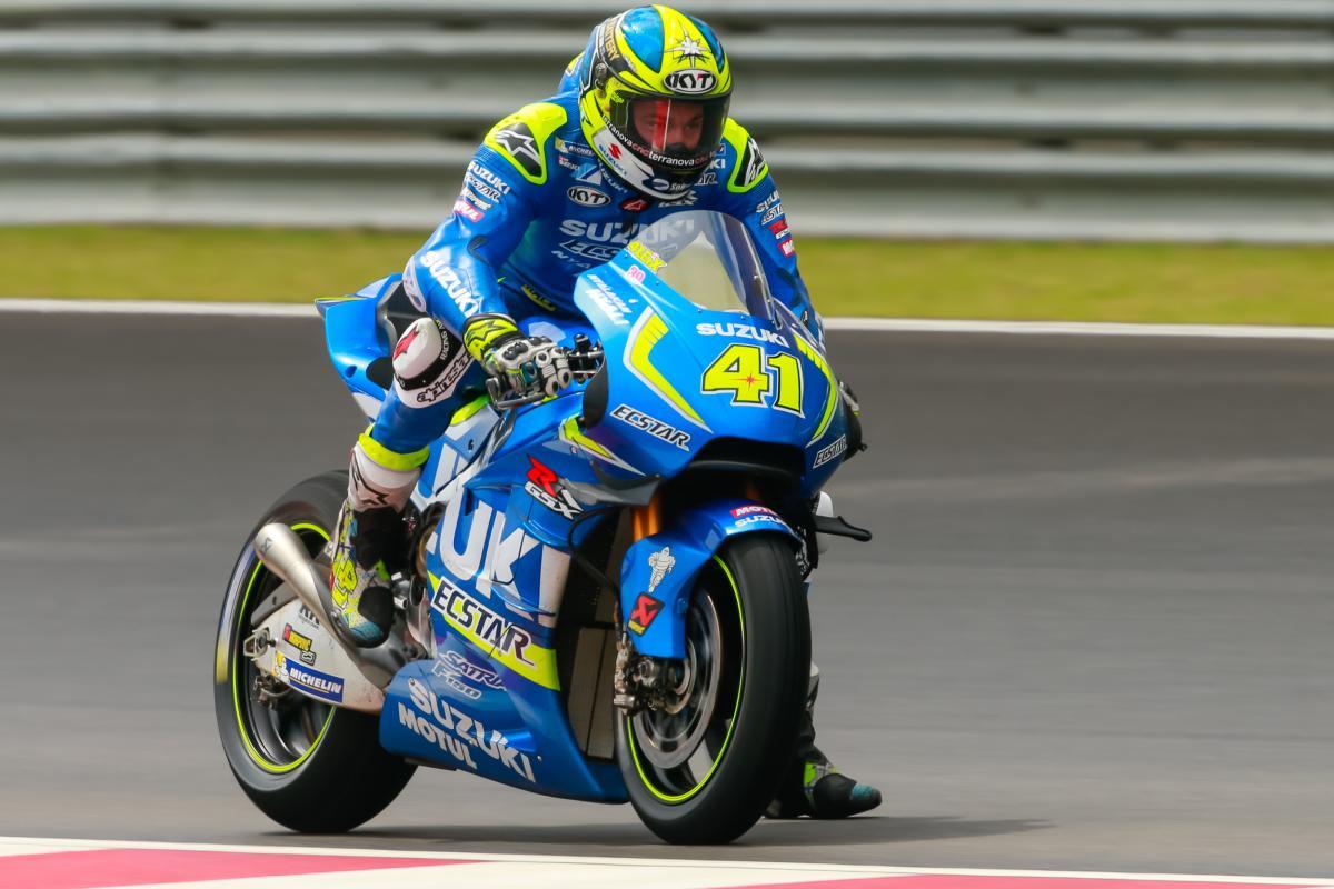 A. Espargaró : « Pas assez performant sous la pluie » | MotoGP™