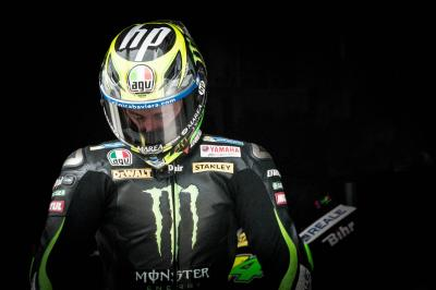 "Pol Espargaro ""glad to walk away with a top ten"""