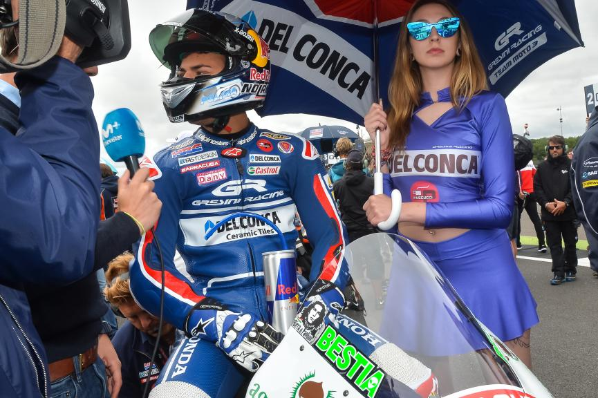 Enea Bastianini, Gresini Racing Moto3