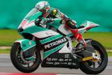 Hafizh Syahrin, Petronas Raceline Malaysia, Shell Malaysia Motorcycle Grand Prix