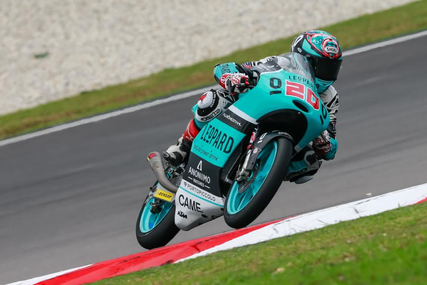 Fabio Quartararo, Leopard Racing, Shell Malaysia Motorcycle Grand Prix