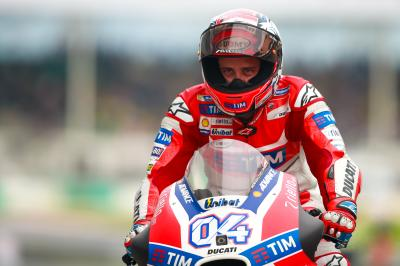 Nice guy turned nine guy: Dovizioso back on top