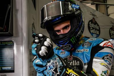 "Alex Marquez: ""I'm back riding at my best'"