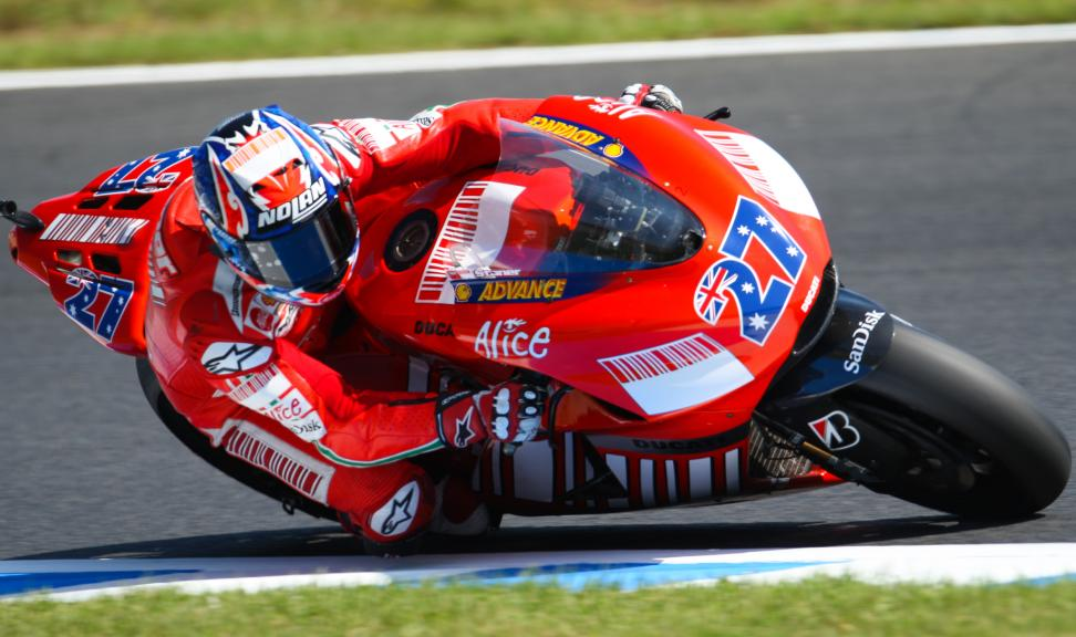 Casey Stoner, Ducati Marlboro Team, Grand Prix of Japan
