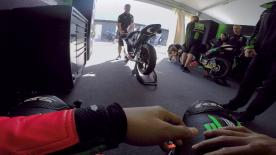 Go behind the scenes with Adam Norrodin at the #MalaysianGP, filmed exclusively on GoPro? cameras.