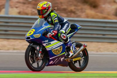 Maria Herrera to AGR in Moto3™ 2017