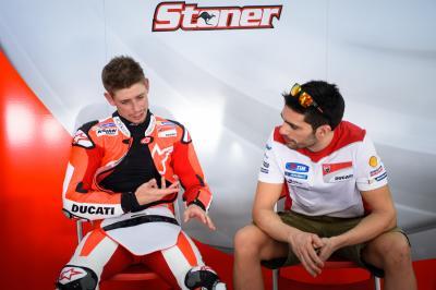 "Stoner tells Gazzetta.it: ""I won't be there next year"""