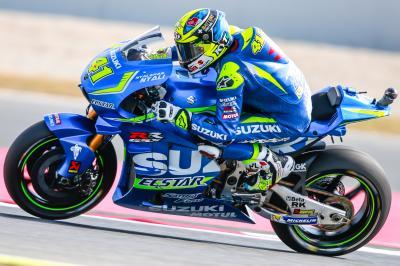 Aleix Espargaró über 2016, Suzuki und die Aprilia-Zukunft
