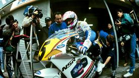 Relive the classic British Grand Prix at the Donington Circuit in 1992.