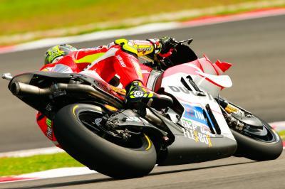 Iannone: «Quatre années fantastiques avec Ducati»