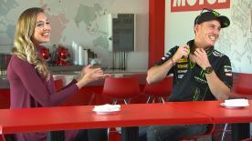 Avant chaque Grand Prix, Amy Dargan de motogp.com s'entretient avec un pilote. Cette semaine, c'est au tour de Pol Espargaró.