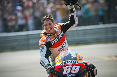 Valencia 2006: Hayden's historic moment