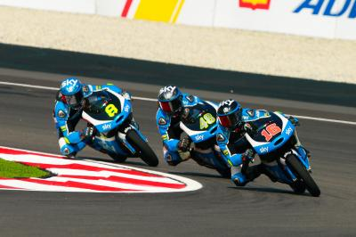 Via all'ultimo GP per lo Sky Team VR46
