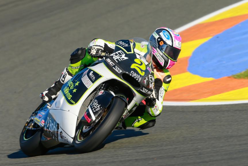 Jesko Raffin, Sports-Millions-EMWE-SAG, Gran Premio Motul de la Comunitat Valenciana