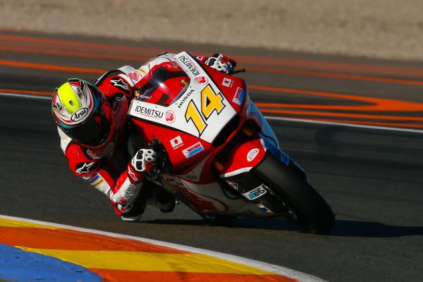 Ratthapark Wilairot, IDEMITSU Honda Team Asia, Gran Premio Motul de la Comunitat Valenciana
