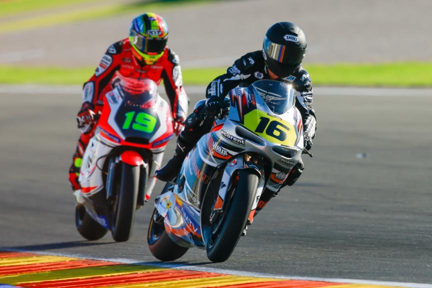 Hugo Clere, Xavier Simeon, Gran Premio Motul de la Comunitat Valenciana
