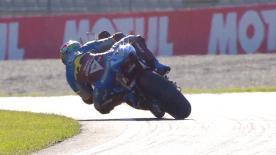 La seconda sessione di prove libere per la Moto2™ sulla pista di Cheste.