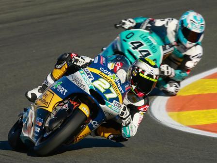 Moto2, Free Practice, GP Motul de la Comunitat Valenciana