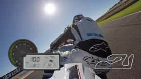 Experience a lap of the Circuito de la Comunitat Valenciana, filmed exclusively with GoPro cameras.