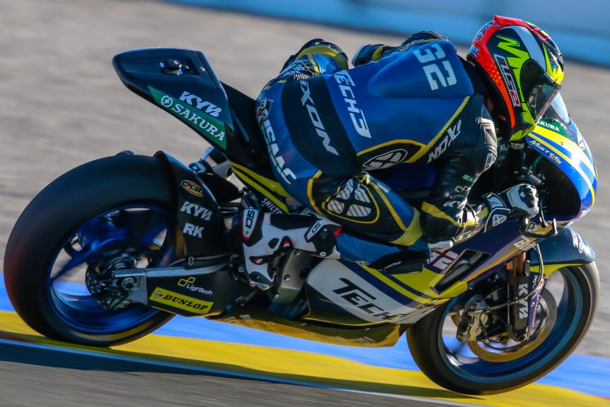 Isaac Viñales, Tech 3 Racing, Gran Premio Motul de la Comunitat Valenciana