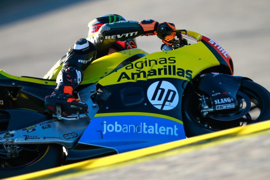 Alex Rins, Paginas Amarillas HP 40, Gran Premio Motul de la Comunitat Valenciana