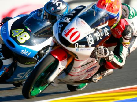 Moto3, Free Practice, GP Motul de la Comunitat Valenciana