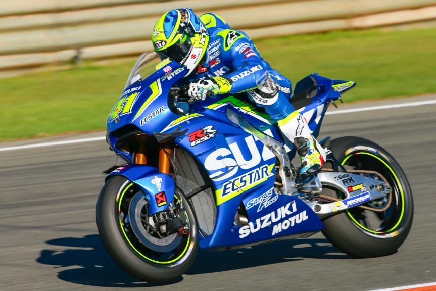 Aleix Espargaro, Team SUZUKI ECSTAR, Gran Premio Motul de la Comunitat Valenciana