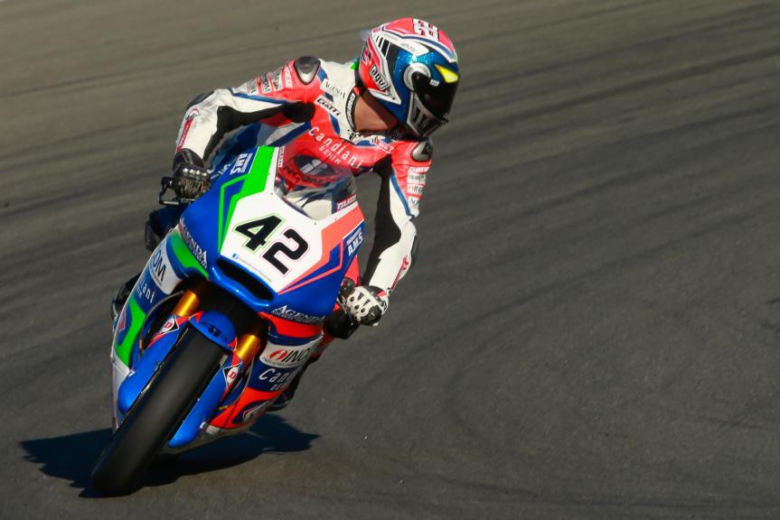 Federico Fuligini, Team Ciatti, Gran Premio Motul de la Comunitat Valenciana