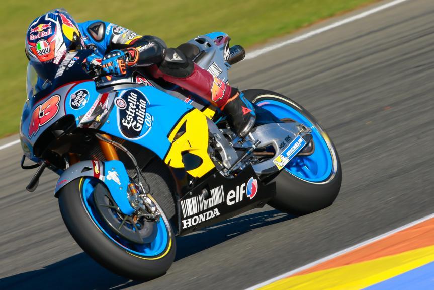Jack Miller, Estrella Galicia 0,0 Marc VDS, Gran Premio Motul de la Comunitat Valenciana
