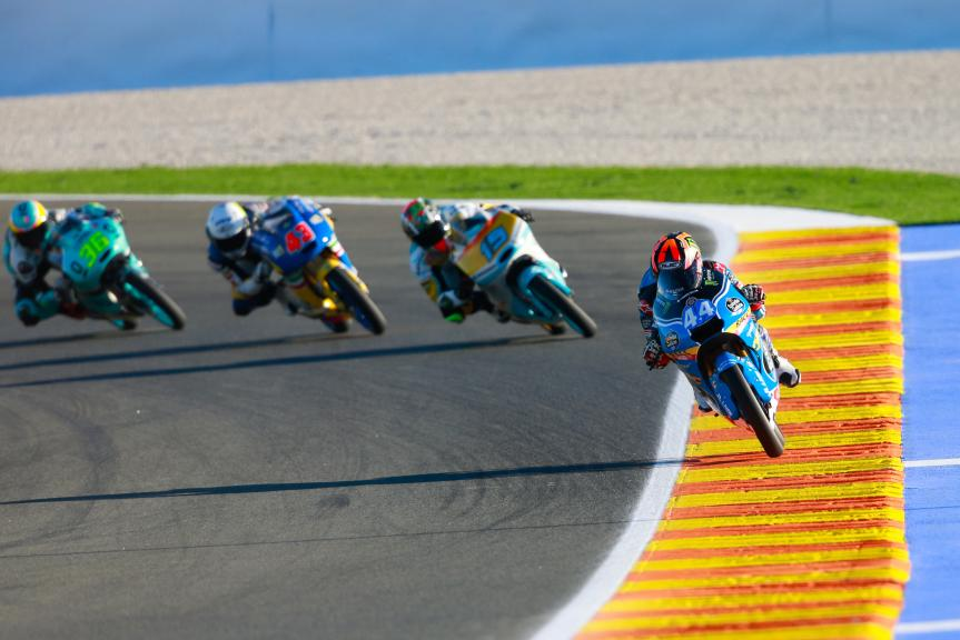 Aron Canet, Estrella Galicia 0,0, Gran Premio Motul de la Comunitat Valenciana