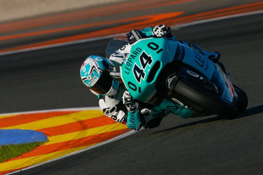 Miguel Oliveira, Leopard Racing, Gran Premio Motul de la Comunitat Valenciana