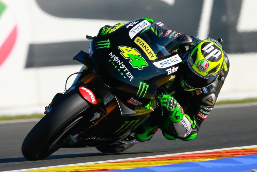 Pol Espargaro, Monster Yamaha Tech 3, Gran Premio Motul de la Comunitat Valenciana