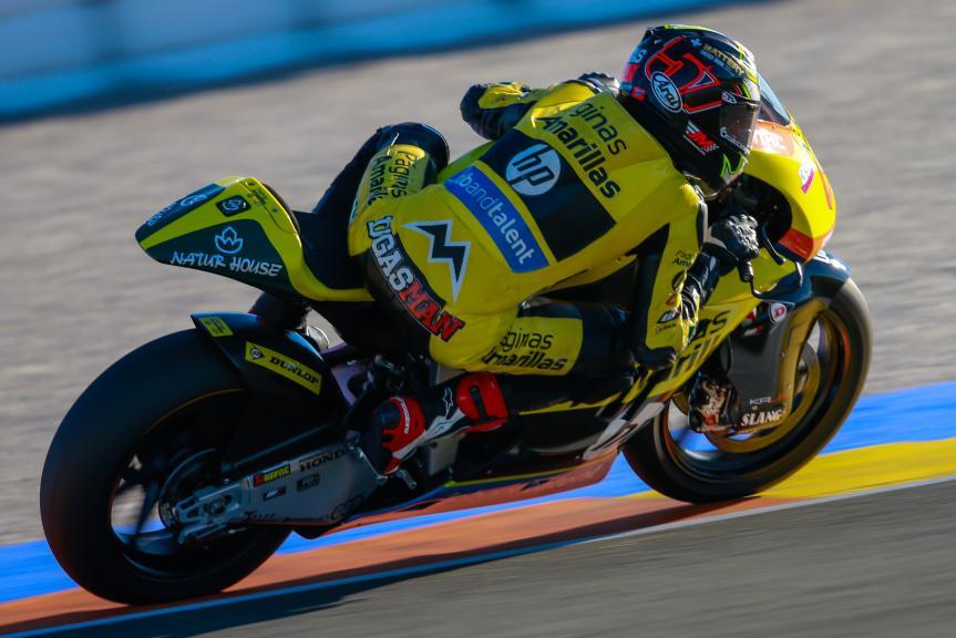 Edgar Pons, Paginas Amarillas HP 40, Gran Premio Motul de la Comunitat Valenciana