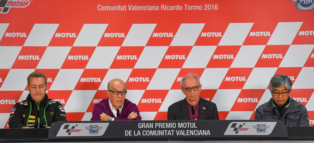 25 years Press Conference, Gran Premio Motul de la Comunitat Valenciana