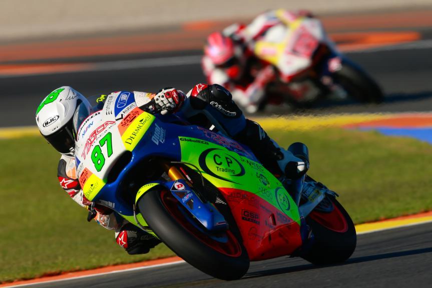 Remy Gardner, Tasca Racing Scuderia, Gran Premio Motul de la Comunitat Valenciana