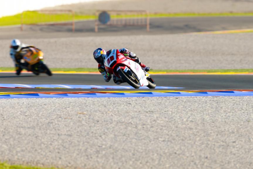 Khairul Idham Pawi, Honda Team Asia, Gran Premio Motul de la Comunitat Valenciana
