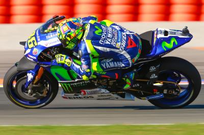 """Rossi: """"I didn't have grip"""""""