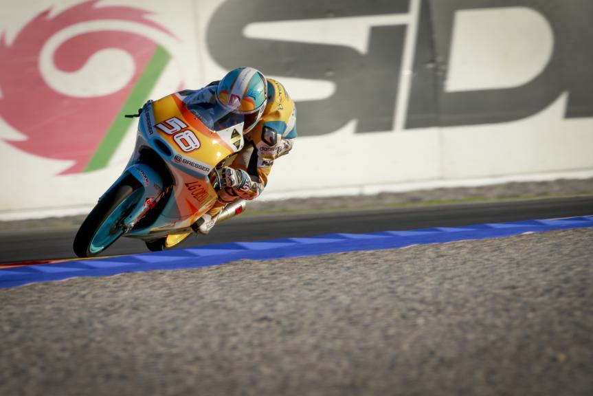 Juanfran Guevara, RBA Racing Team, Gran Premio Motul de la Comunitat Valenciana