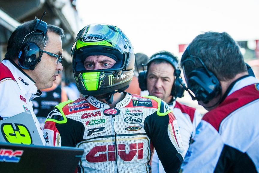 Cal Crutchlow, LCR Honda, Gran Premio Motul de la Comunitat Valenciana © 2016 Scott Jones, PhotoGP