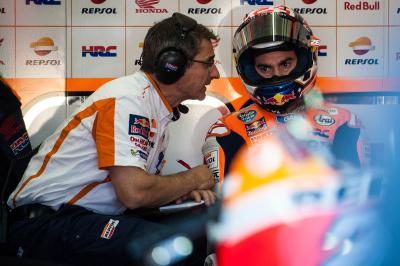 Pedrosa straight into the top ten despite ongoing recovery