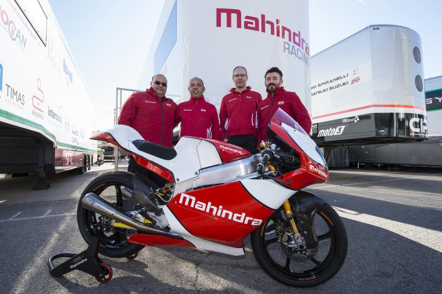 Max Biaggi, Mahindra Racing