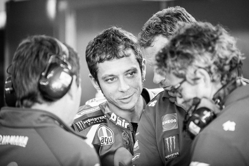 Valentino Rossi, Movistar Yamaha MotoGrand Prix, Gran Premio Motul de la Comunitat Valenciana © 2016 Scott Jones, PhotoGP