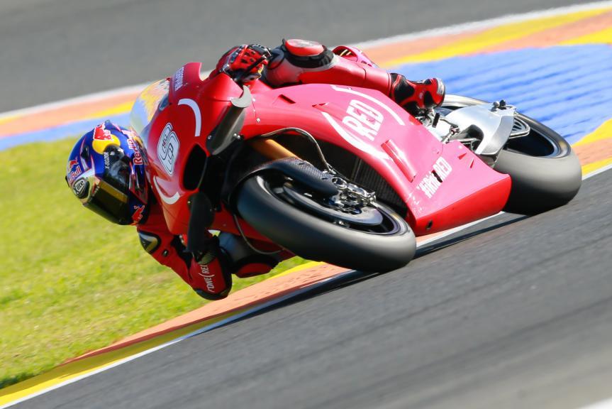 Stefan Bradl, Aprilia Racing Team Gresini, Gran Premio Motul de la Comunitat Valenciana