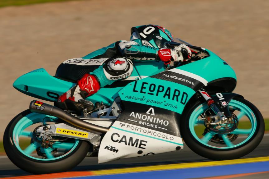 Fabio Quartararo, Leopard Racing, Gran Premio Motul de la Comunitat Valenciana