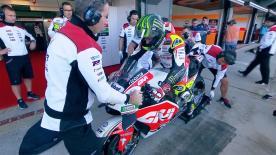 MotoGP™: la terza sessione di libere a Valencia.