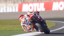 The fourth Free Practice session of the MotoGP™ World Championship at the #ValenciaGP.