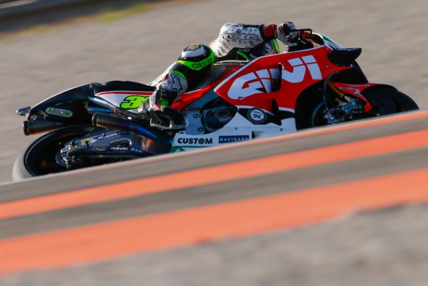 Cal Crutchlow, LCR Honda, Gran Premio Motul de la Comunitat Valenciana